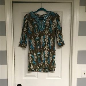 Tunic or Straight short dress nwot small